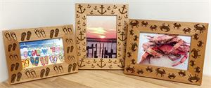 Pre-Printed Picture Frames