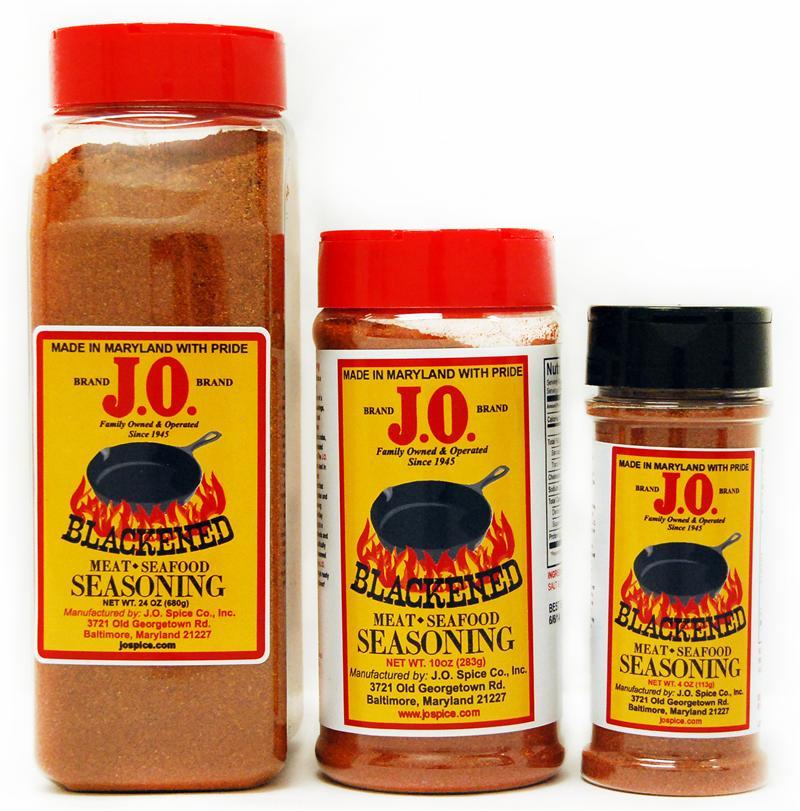 J o blackened seasoning for Blackened fish seasoning