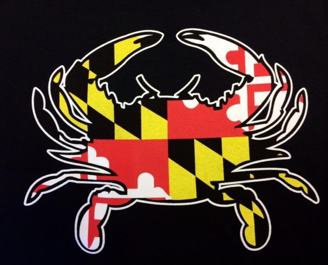 Maryland Flag Crab Wallpaper Maryland Flag Crab