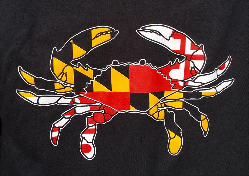 Md Crab T Shirt