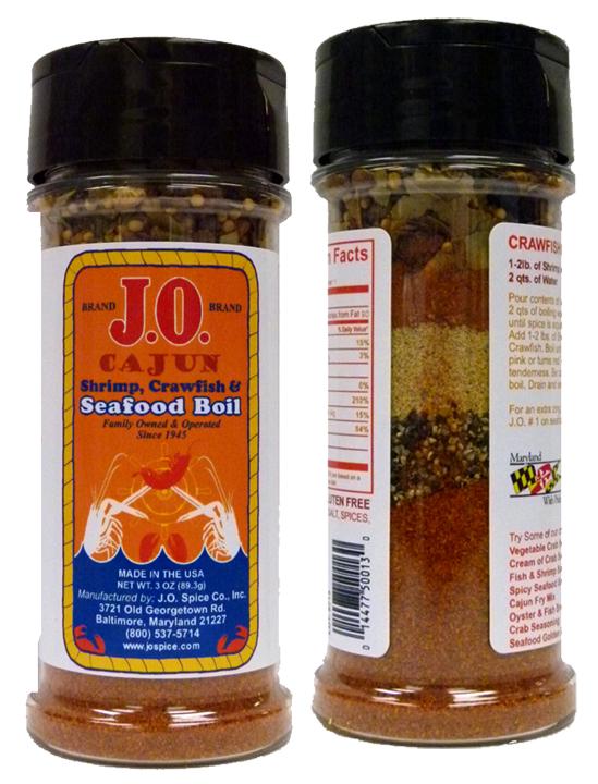 Cajun shrimp crawfish seafood boil for Cajun fish seasoning