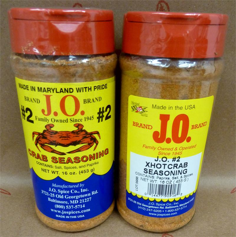 J.O. #2 Crab House Seasoning Of Choice Package Deal