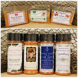 Personalized Seasonings