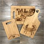 Pre-Printed Cutting Boards